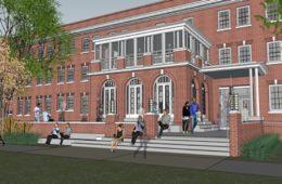 UNCG Quad Residence Hall