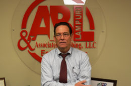 Art Lamson, Vice President Fire Protection