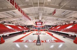 Reynolds Coliseum – Fire Protection Install